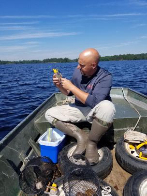 Invasive Species Technician Vacancy